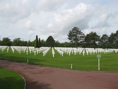 Normandy American Cemetery - my personal photo