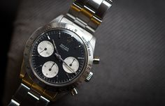 IN-DEPTH: The Very First Rolex Daytona, Explained (Or, What Is A Double-Swiss Underline Daytona?) — HODINKEE - Wristwatch News, Reviews, & Original Stories