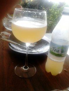 First kombucha drink !!