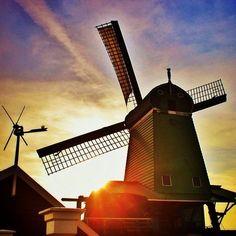 Electromonteur windmolens