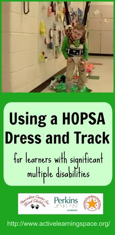 Watch this video to find out how a HOPSA dress and track can be used as an Active Learning strategy (Dr. Lilli Nielsen) with learners with significant multiple disabilities. Drawing Activities, Sensory Activities, Learning Activities, Kids Learning, Activities For Kids, Love Children Quotes, Happy Kids Quotes, Teaching Kids Respect, Deaf Children