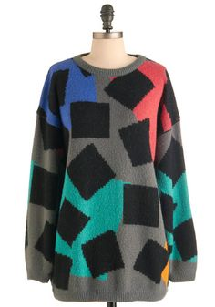 This is just what I need to add to my Bill Cosby sweater collection