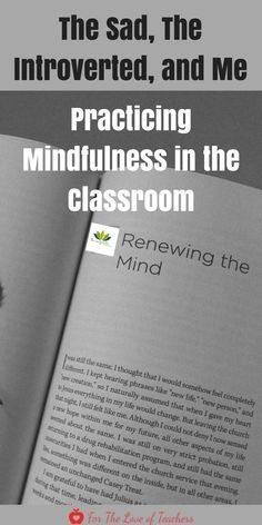 Mindfulness awareness and its importance for one's well being, both personally and professionally, has been widely recognized. Educators are realizing the value in practicing mindfulness in the classroom daily. Mindfulness Activities, Mindfulness Practice, Teaching Social Skills, Teaching Resources, Teaching Ideas, Teacher Blogs, Teacher Hacks, Classroom Organization, Classroom Management
