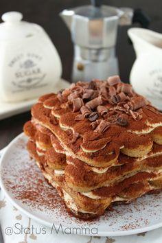 Ci sono tante versioni di tiramisù, quella classica viene preparata alternando strati di biscotto inzuppati nel caffè corretto, con una crema allo zabai... - Sonia lunghetti - Google+