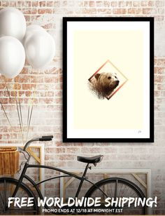 Discover «Bear», Numbered Edition Fine Art Print by Sonda - From $20 - Curioos