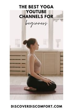 A quick look at the best channels for yoga on YouTube for beginners — after having done a whole bunch of videos. | best yoga youtube channels | yoga beginners learning | yoga beginners video | workouts at home | at home yoga workout | yoga workouts | how to start yoga | at home yoga for beginners | learn yoga at home #yoga #discoverdiscomfort