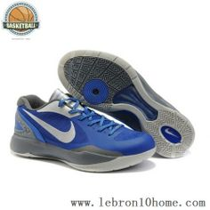 premium selection 30464 80eed Nike Zoom Hyperdunk 2011 Low blue gray-silver for Blake Griffin