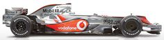 McLaren Heritage MP4-23 2008