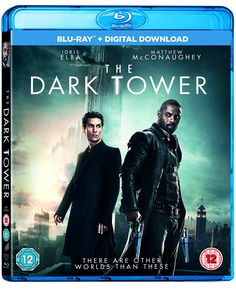The Dark Tower (2017) The Dark Tower 2017, Jackie Earle Haley, Idris Elba, Good And Evil, Matthew Mcconaughey, Best Selling Books, Book Series, Vignettes, The Man