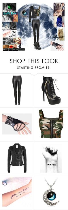 """chapter 1, part 1"" by sara598d on Polyvore featuring The Row, WearAll, Anthony Vaccarello and GET LOST"