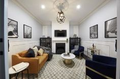 Throwing it (a little bit) back to winning media room., kleines Throwing it (a little bit) back to winning media room. Lounge Room, House Interior, Media Room, Home, Wall Lights Living Room, Rooms Reveal, The Block Australia, Home Decor, Room