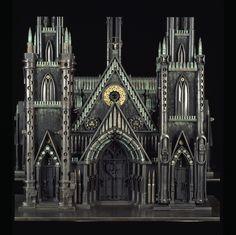 Al Farrow Reliquaries: Cathedral