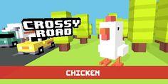 Crossy Roads Chicken