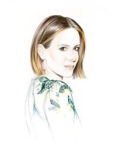 Sarah Paulson for Variety Do you like my tight sweater ? - Caroline Andrieu