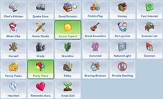 The Sims 4 City Living: Lot Traits List - Sims Community