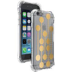Ballistic Jm3345-B16N Iphone(R) 6/6S Retro Jewel Case (Gold)