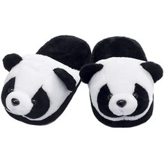 Panda Slippers - Gifts, Clothing, Jewelry, Home Decor and Home Furnishings - Unique and Affordable Gifts | Potpourri Gift