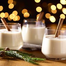 Coquito – Coconut Eggnog | GOYA - Take one sip and the spanish will come flowing out of your mouth;-) ;-) ;-)