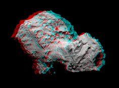 Η Ροζέτα έφτασε στον κομήτη προορισμό της – Όμιλος Φίλων Αστρονομίας