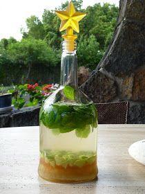 Saveurs et Expériences à l'île Maurice: Rhum Arrangé façon Mojito, Limon & Menthe