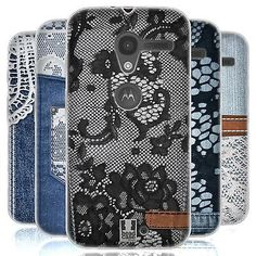 HEAD CASE JEANS AND LACES SILICONE GEL CASE FOR MOTOROLA MOTO X