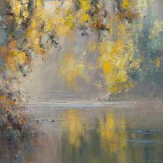 Rex Preston/Autumn Reflections, River Derwent  www.rexpreston.com