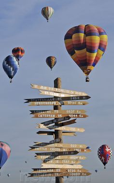Albuquerque international Balloon Fiesta – Albuquerque, NM, U.S.