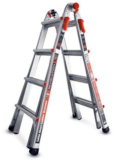 Little Giant Ladder...but the new extreme version $350!!
