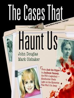 Cover image for The Cases That Haunt Us