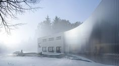 Alvar Aalto Museum Extension