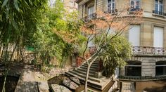 Panthéon bouddhique et jardin japonais, annexes du musée Guimet situées au 19 avenue d'Iéna 75116 Paris