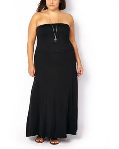 Shop Penningtons for stylish plus size clothes & trendy fashions: sizes 14 to 32 in tops, bottoms, jeans, lingerie, activewear & wide width shoes & boots. Trendy Plus Size Fashion, Stylish Plus, Plus Size Outfits, Trendy Outfits, Strapless Dress, Gowns, Tube, How To Wear, Vacation