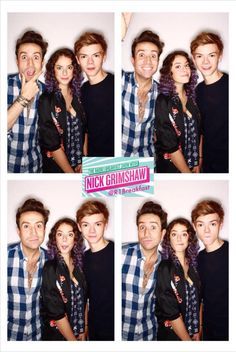 "@R1Breakfast: ""Thanks to @kScodders and Thomas Brodie Sangster for coming in this morning! Here they are in our Instagrim Booth ✌️ """