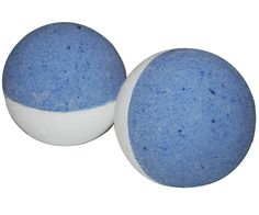 Natural Bath Bombs with Fruit