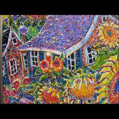 Comox Valley Paintings - Brian Scott Canadian artist