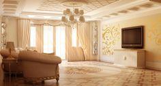 Дизайн зала в квартире - 300 000 уникальных фотографий. * Ищите дизайн...
