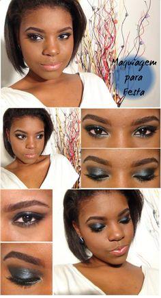 maquiagem para festa #makeup #party