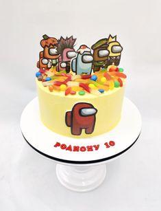 Bakery Frosting Recipe, Frosting Recipes, Cake Recipes, Sonic Birthday Cake, Cool Birthday Cakes, Birthday Flags, Bolo Lady Bug, Easy Cake Decorating, Disney Cakes