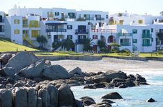 Small secluded beach at Club Mykonos in Langebaan - West Coast - South Africa. Club Mykonos, Provinces Of South Africa, Hello Weekend, Secluded Beach, Nature Reserve, Coastal Homes, West Coast, Travel Destinations, Beautiful Places