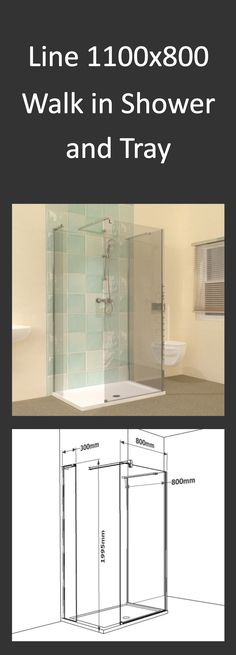 Compact Walk in Shower Enclosures for smaller bathrooms. See more... http://www.unishower.co.uk/smaller-bathroom-ideas.html