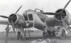 """The first RAF aircraft to fly over Germany during the Second World War was a Blenheim IV, serial number N6215, of No 139 Squadron, when, on 3 September 1939, Flying Officer A Macpherson carried out an armed reconnaissance over German warships in the Schillig Roads off Wilhelmshaven.""""   (Photo: Bristol Blenheim IV being bombed up France 1940)"""