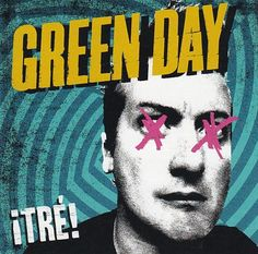Green Day - Tre - LP