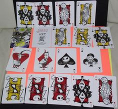 Nightmare Before Christmas Deck of Cards mint - Toys by Stacy