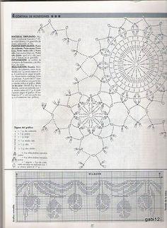 Crochet Knitting Handicraft: Crochet Curtains
