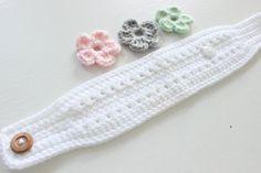 Bebé más caliente la cabeza con flores por TinyLittleMemories