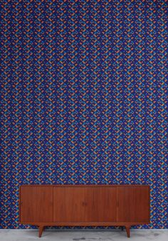 #Rumruk #wallpaper #geometric #navy #blue
