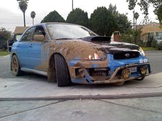 Subbi loving   #offroad #dirt #rally
