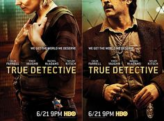 Cet article présente les huit épisodes de la deuxième saison de la série télévisée américaine True Detective.