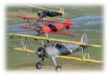 Vintage Aircraft Co. - open cockpit biplane rides