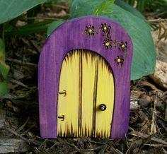 Fairy portals - @lovingleecrafted etsy shop